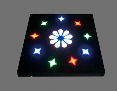 JH-SZ-98 树脂地砖灯